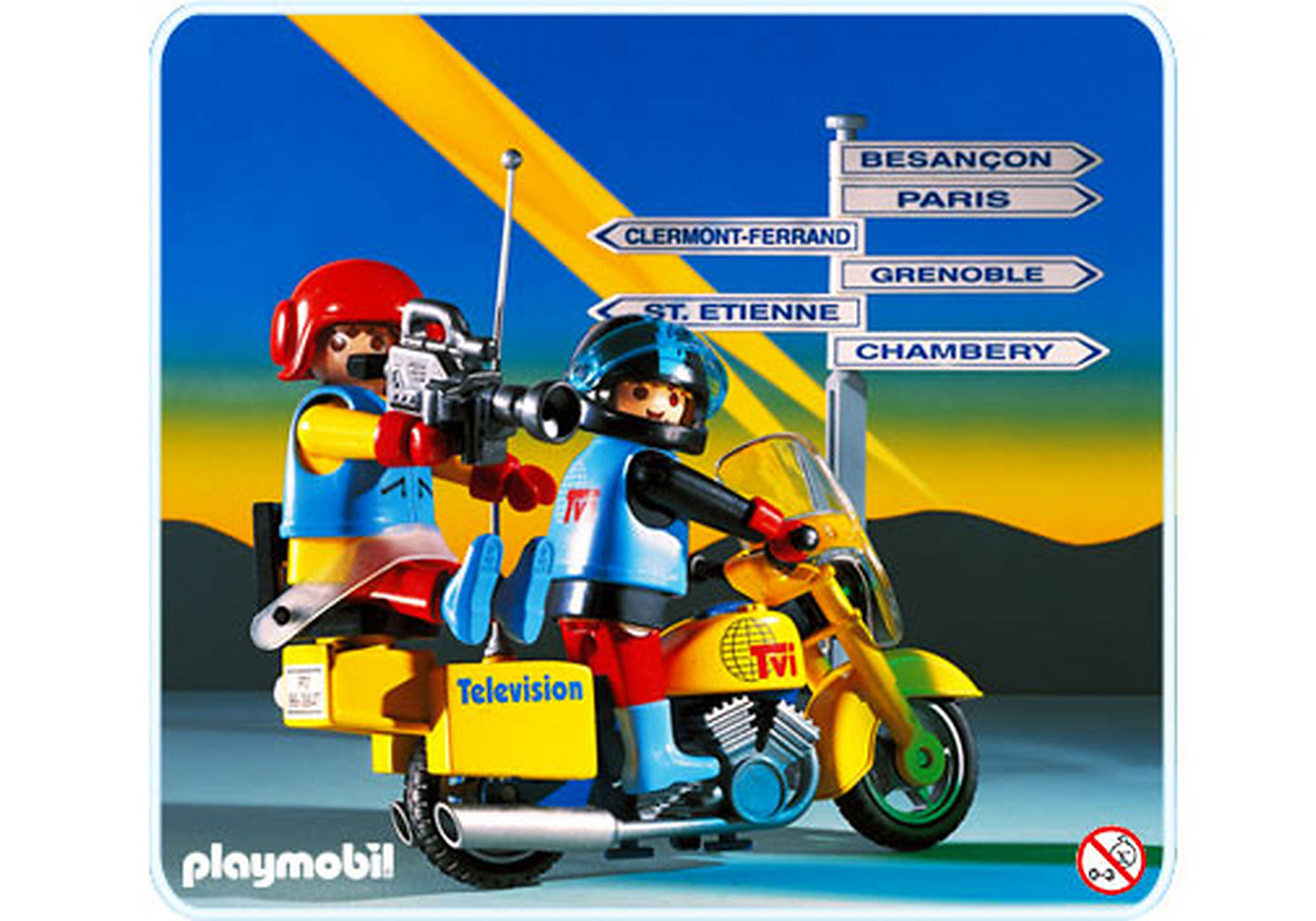 3847-A TV-Motorrad zoom image1