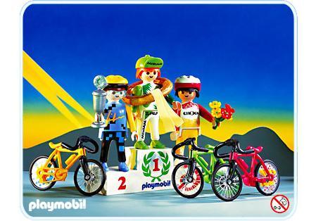 http://media.playmobil.com/i/playmobil/3849-A_product_detail/Coureurs cyclistes / podium