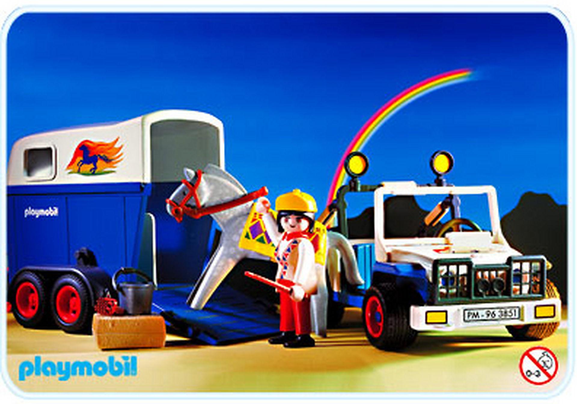 3851-A Pferdetransporter zoom image1
