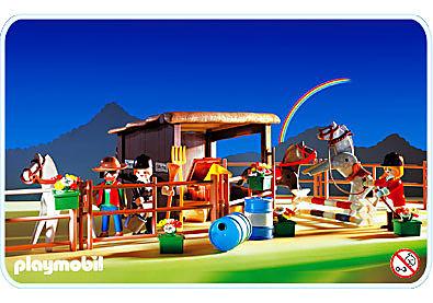 http://media.playmobil.com/i/playmobil/3855-A_product_detail/Cavaliers / enclos manège