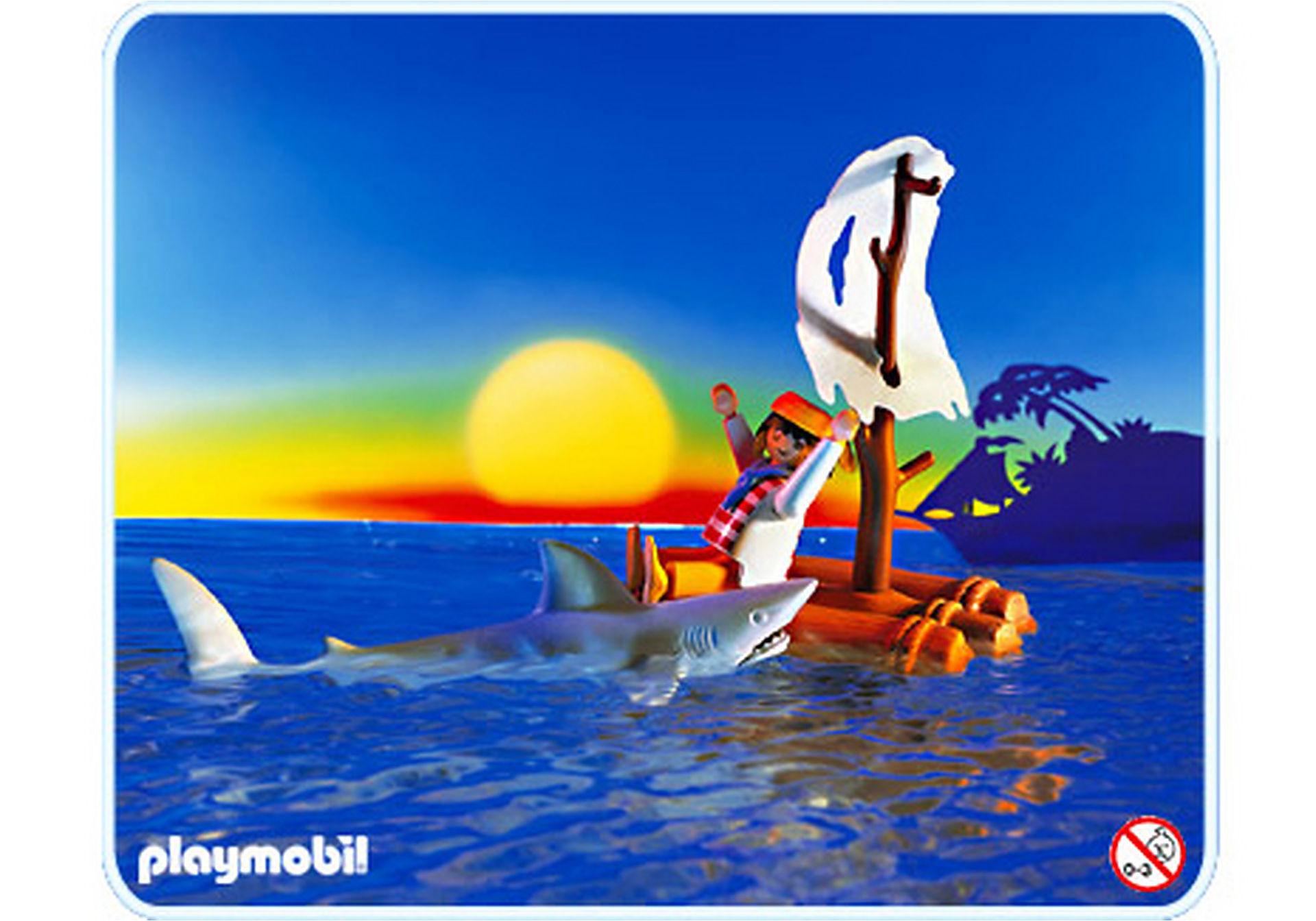 http://media.playmobil.com/i/playmobil/3862-A_product_detail/Naufragé / requin / radeau