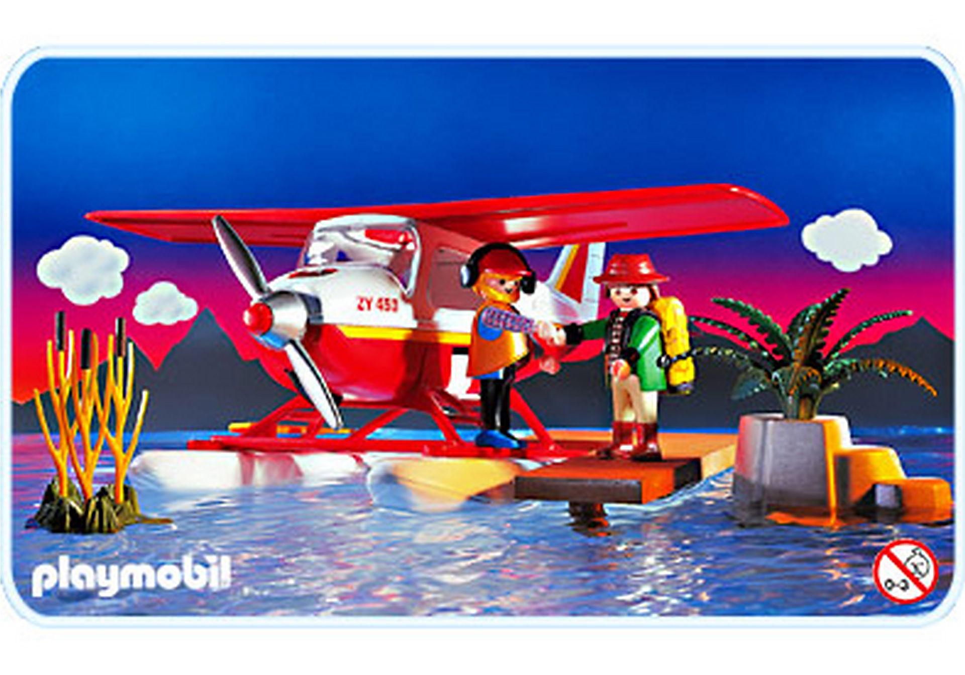 3866-A Wasserflugzeug zoom image1