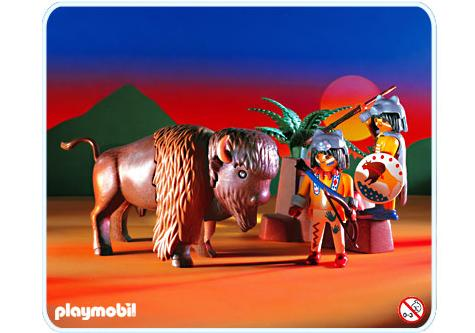 http://media.playmobil.com/i/playmobil/3874-A_product_detail/Chasseurs indiens / Bison