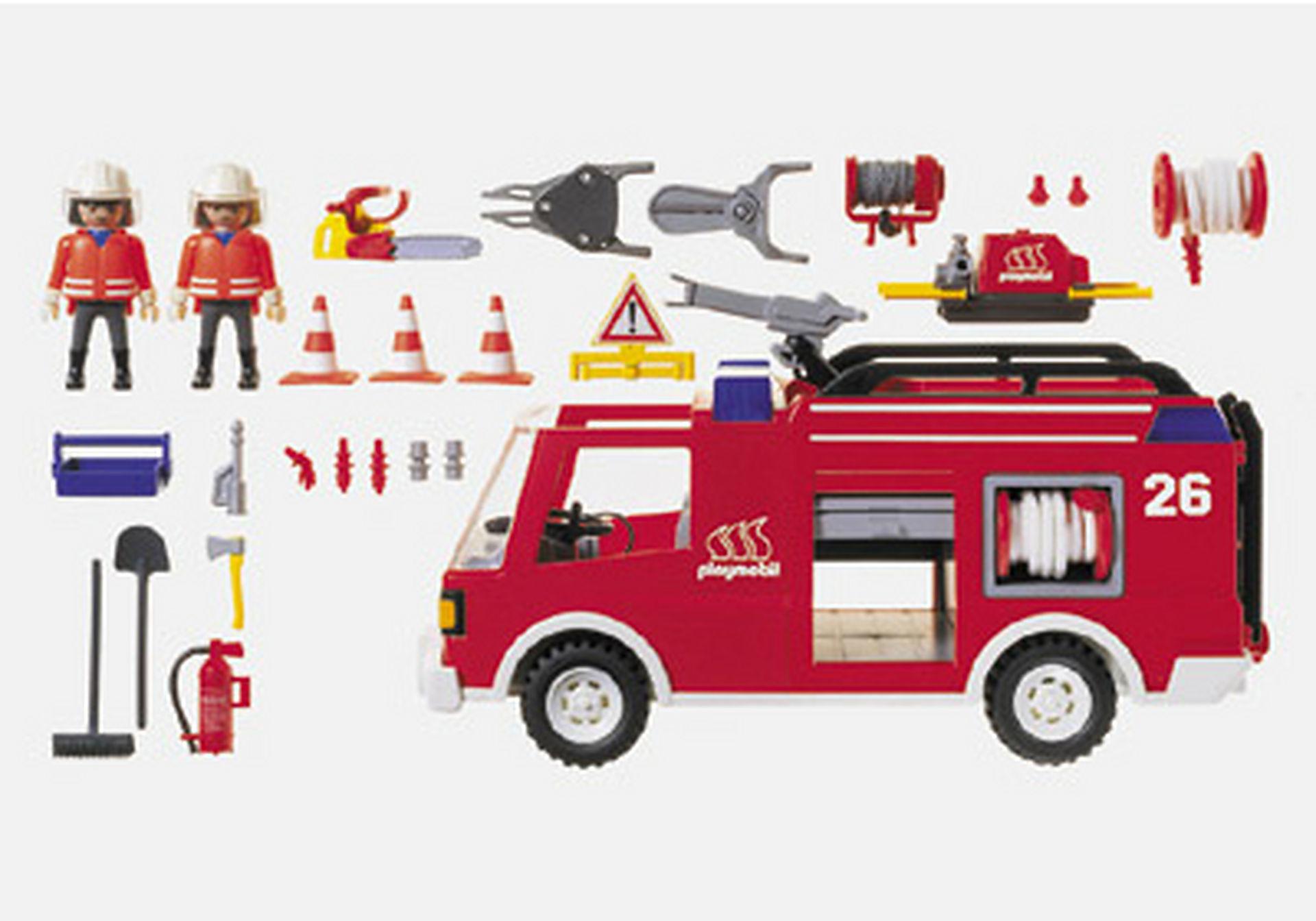 3880-A Feuerwehrlöschfahrzeuge zoom image2