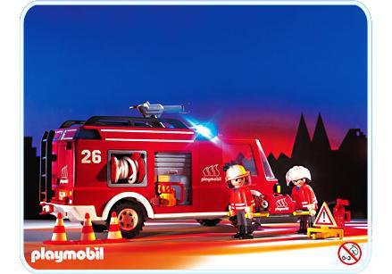 http://media.playmobil.com/i/playmobil/3880-A_product_detail/Pompiers / camion lance à eau