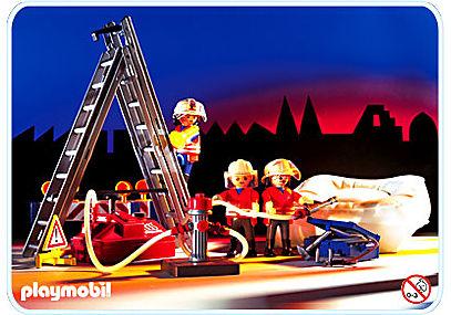 3881-A Pompiers / extincteur detail image 1
