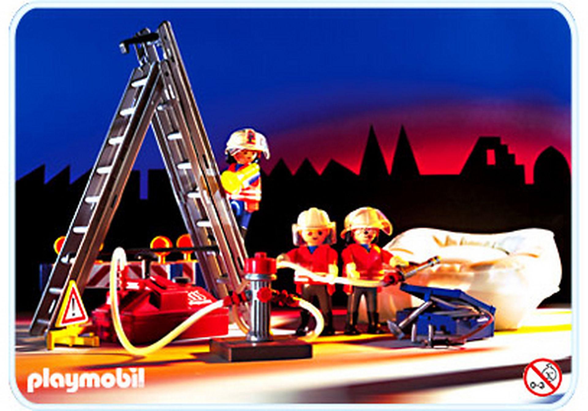 3881-A Pompiers / extincteur zoom image1