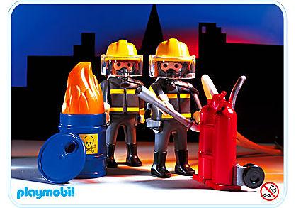 3883-A Pompiers / unité spéciale detail image 1
