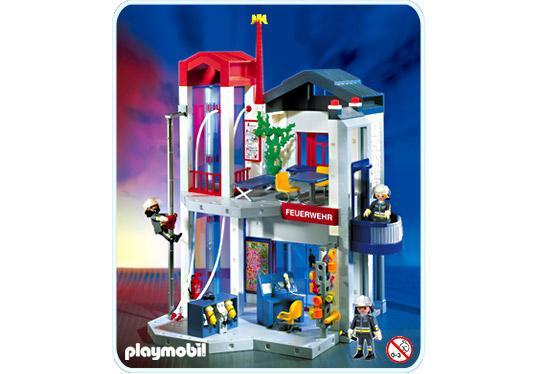 http://media.playmobil.com/i/playmobil/3885-A_product_detail/Caserne de pompiers avec tour d`exercice