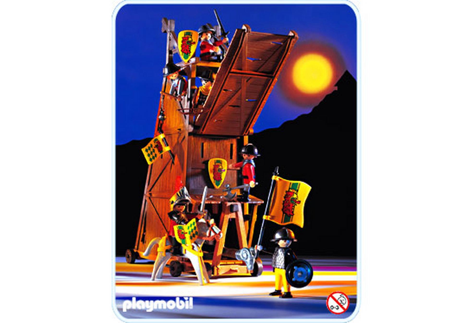 Angriffsturm 3887 a playmobil deutschland for Jugendzimmer playmobil