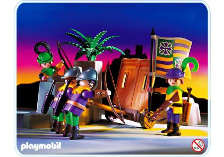 http://media.playmobil.com/i/playmobil/3889-A_product_detail/Archers / protection d`assaut