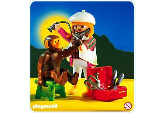 http://media.playmobil.com/i/playmobil/3892-A_product_detail/Vétérinaire / singe