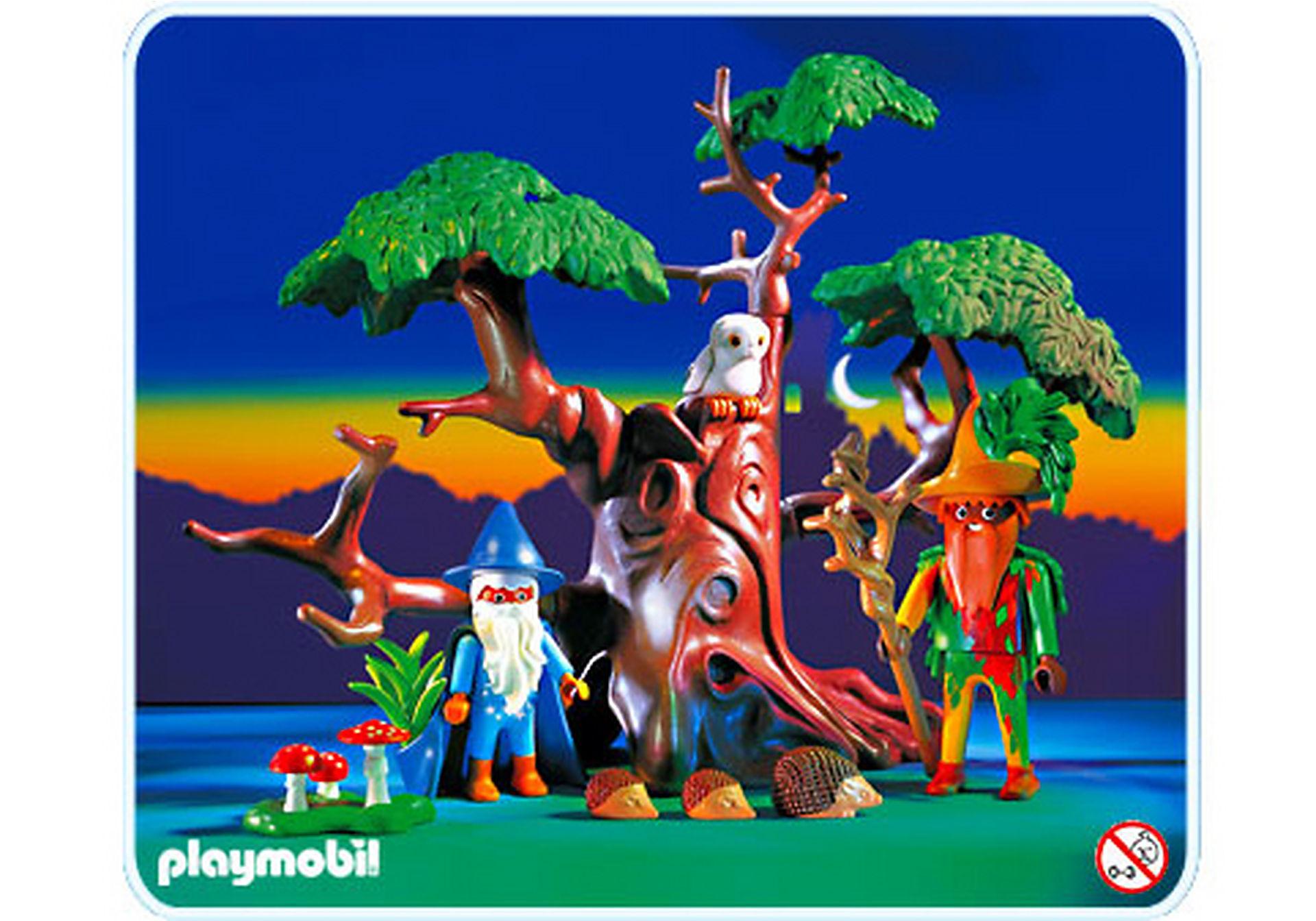 3897-A Troll / arbre mystérieux zoom image1