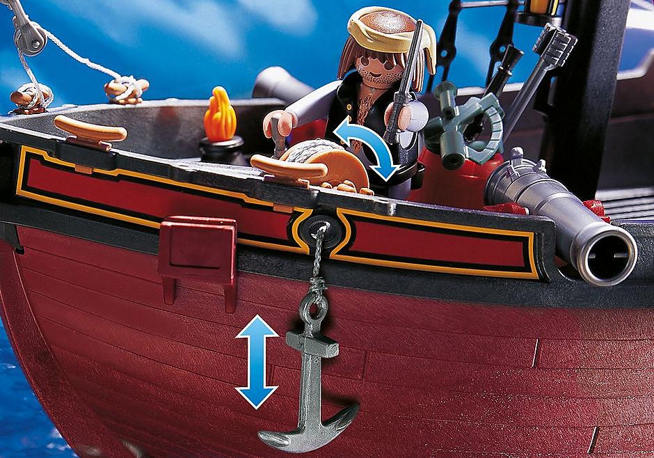 3900 Vaisseau corsaires detail image 7