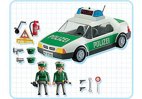 3903-A Streifenwagen detail image 2
