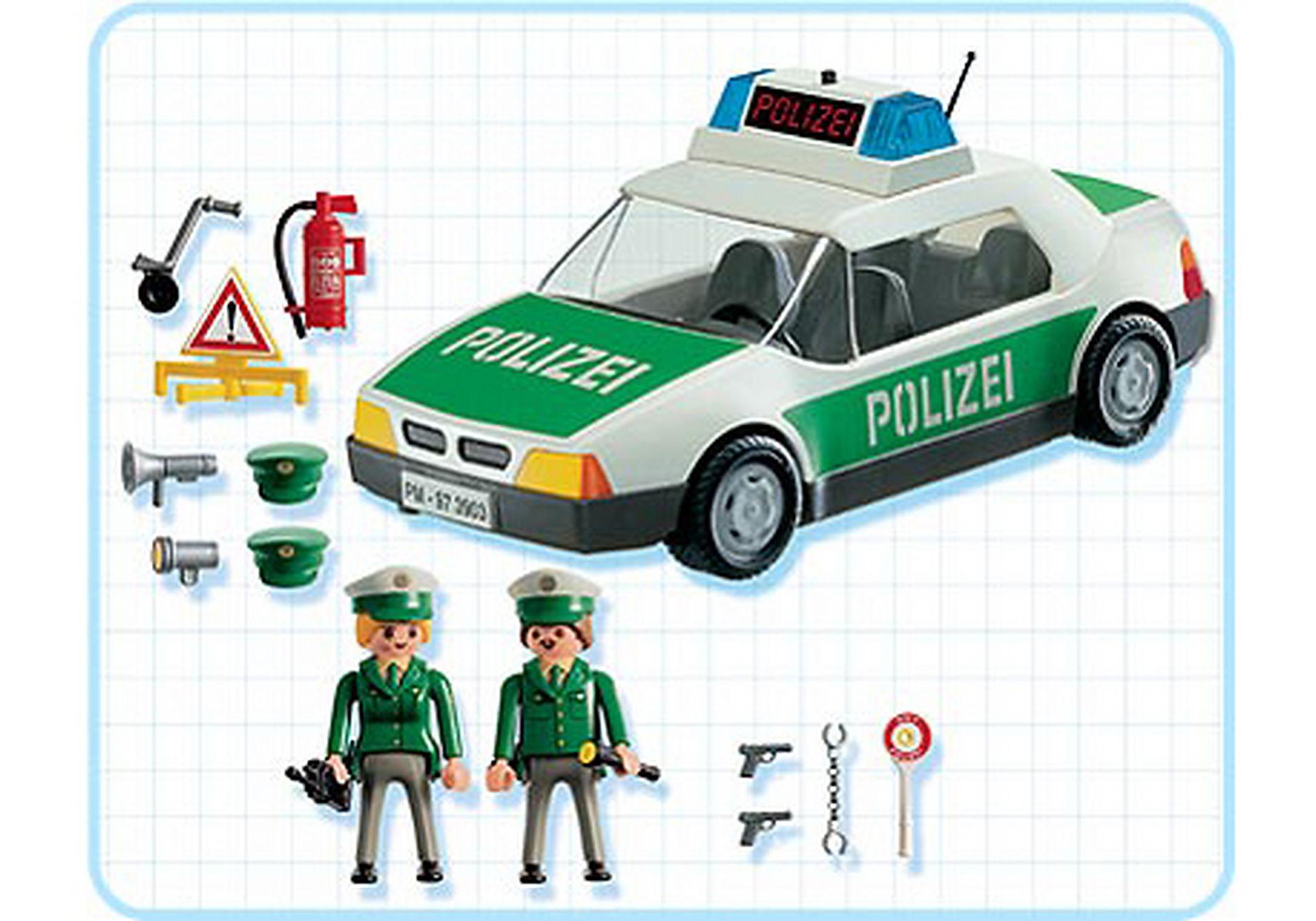 3903-A Streifenwagen zoom image2