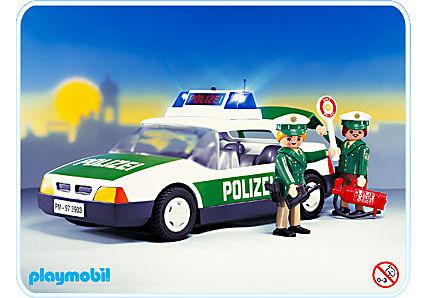 3903-A Streifenwagen detail image 1