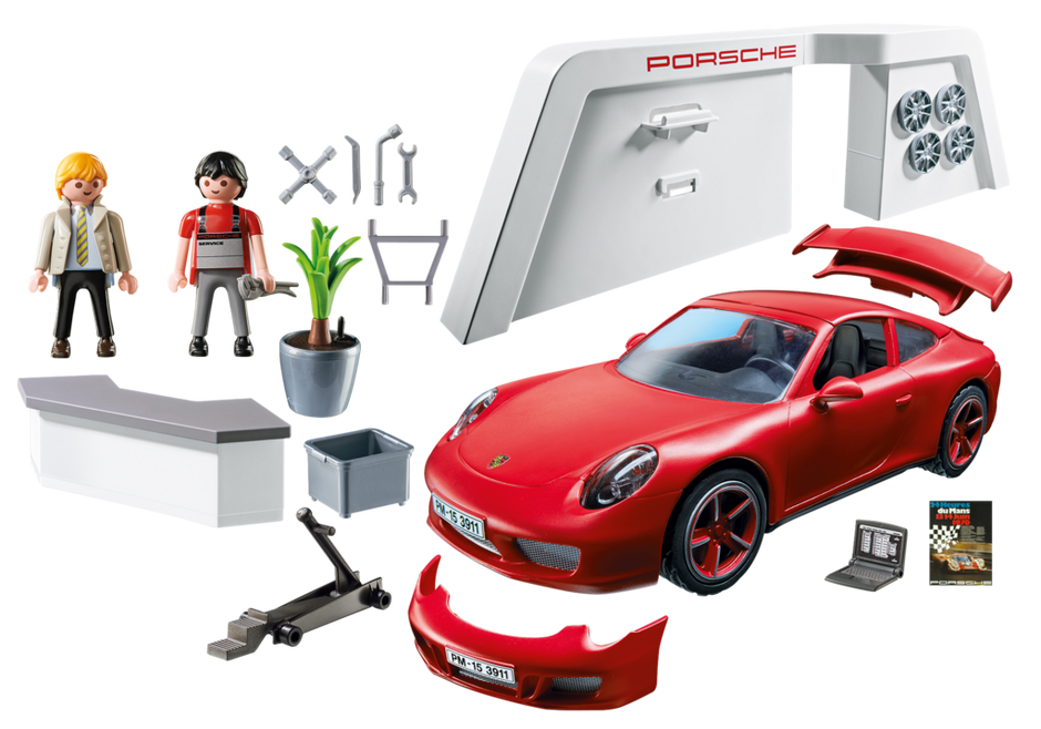 porsche 911 carrera s 3911 playmobil usa. Black Bedroom Furniture Sets. Home Design Ideas