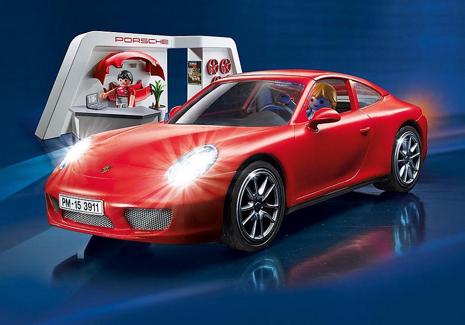 3911 Porsche 911 Carrera S detail image 1