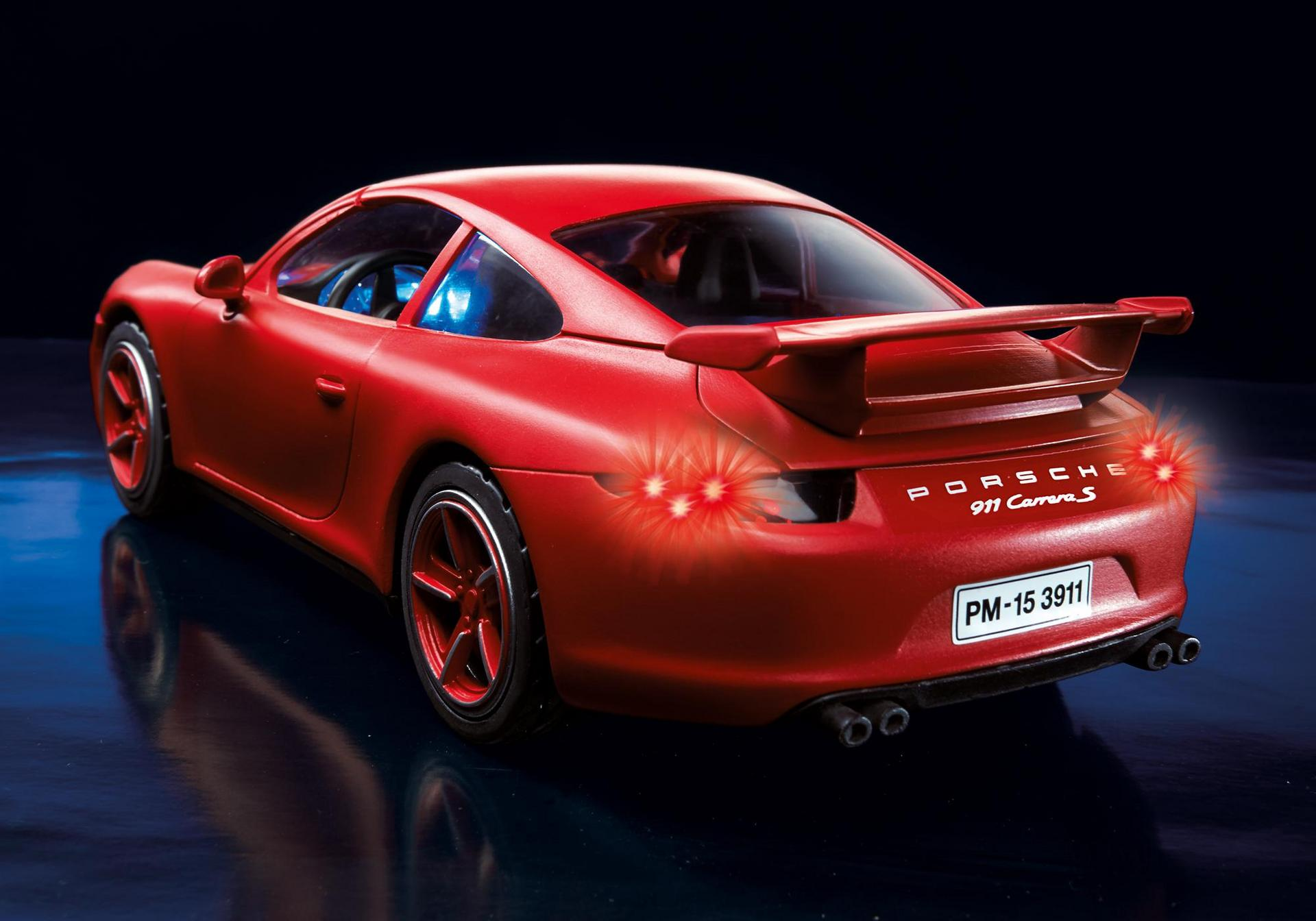 porsche 911 carrera s 3911 playmobil usa. Black Bedroom Furniture Sets. Home Design Ideas
