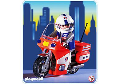 3924-A Notarzt/Motorrad