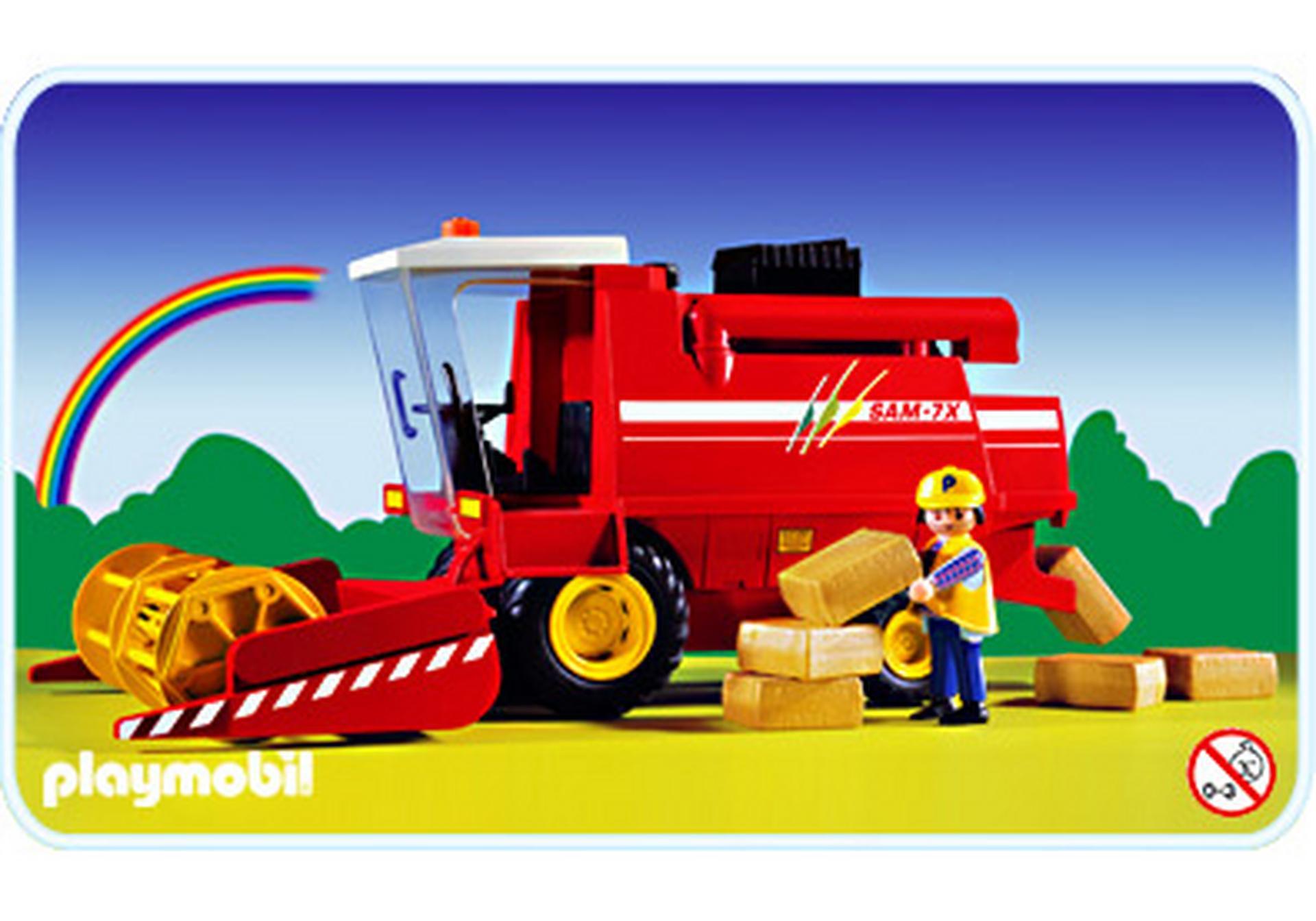 M hdrescher 3929 a playmobil deutschland for Jugendzimmer playmobil