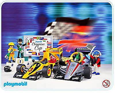 3930-A Grand PRIX Racing-Set detail image 1