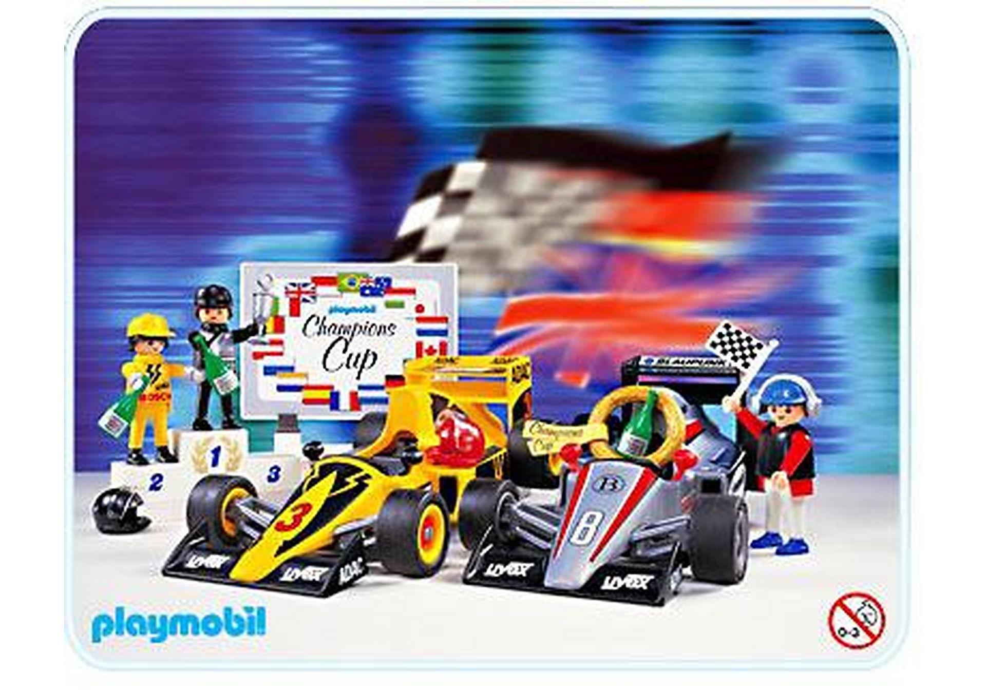 3930-A Grand PRIX Racing-Set zoom image1