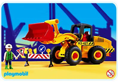 http://media.playmobil.com/i/playmobil/3934-A_product_detail/Ouvrier / bull chargeur