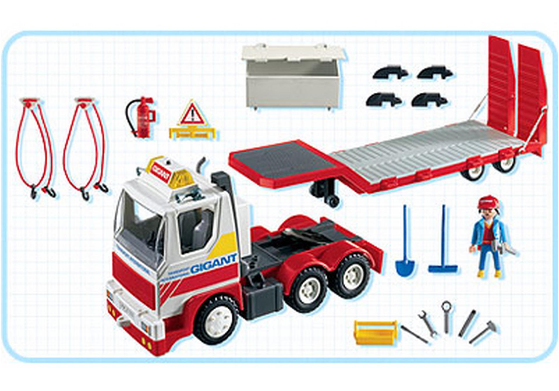 Tieflader 3935 a playmobil deutschland for Jugendzimmer playmobil