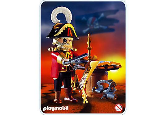 3936-A Piratenkapitän detail image 1