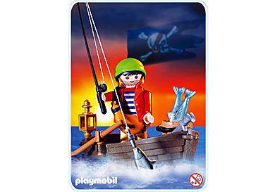 3937-A Pirat/Ruderboot