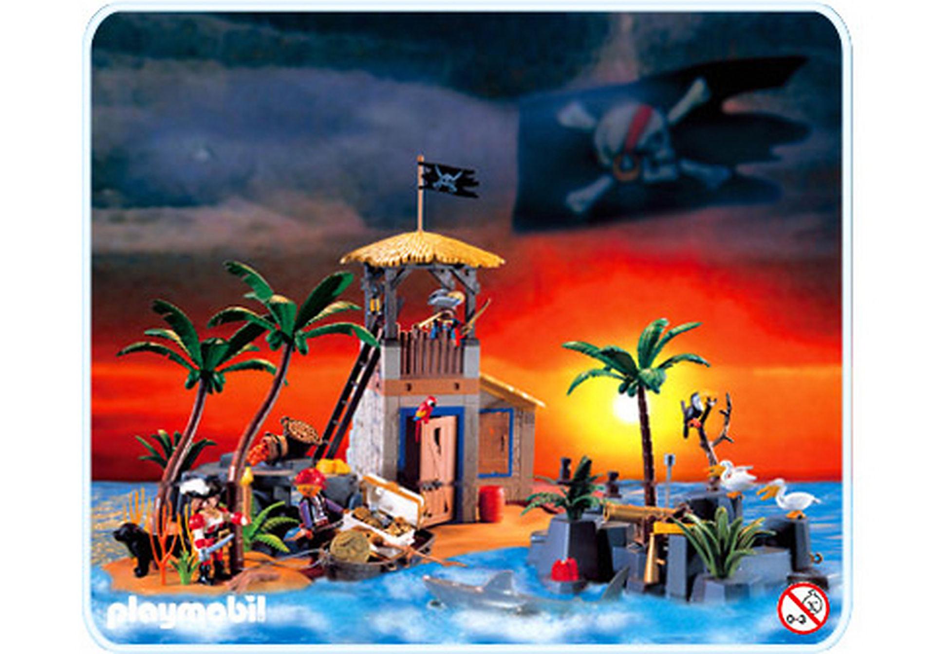 3938-A Repaire des pirates zoom image1