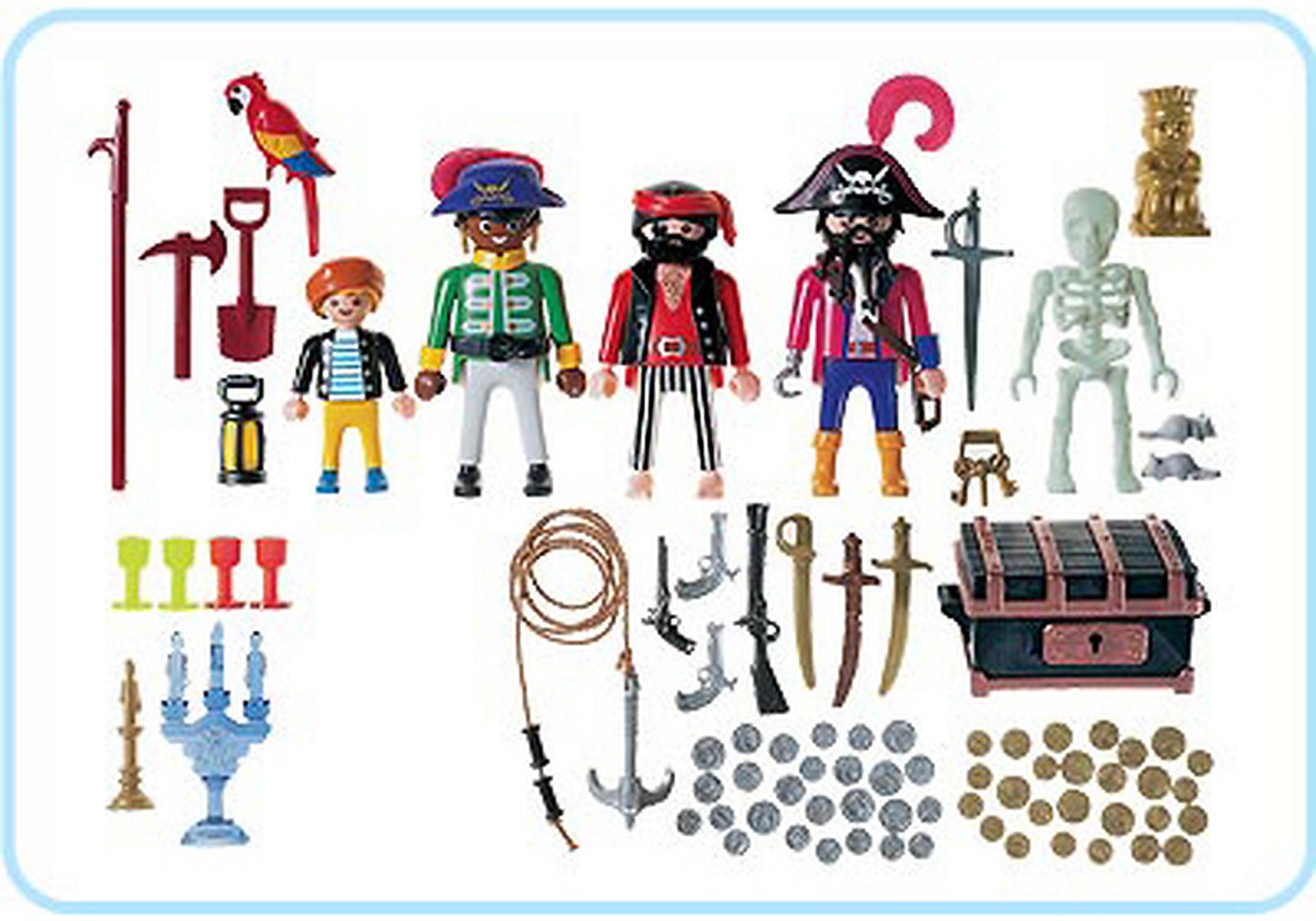 3939-A Pirates / trésor zoom image2