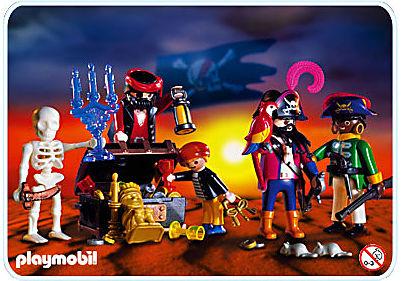 3939-A Pirates / trésor detail image 1