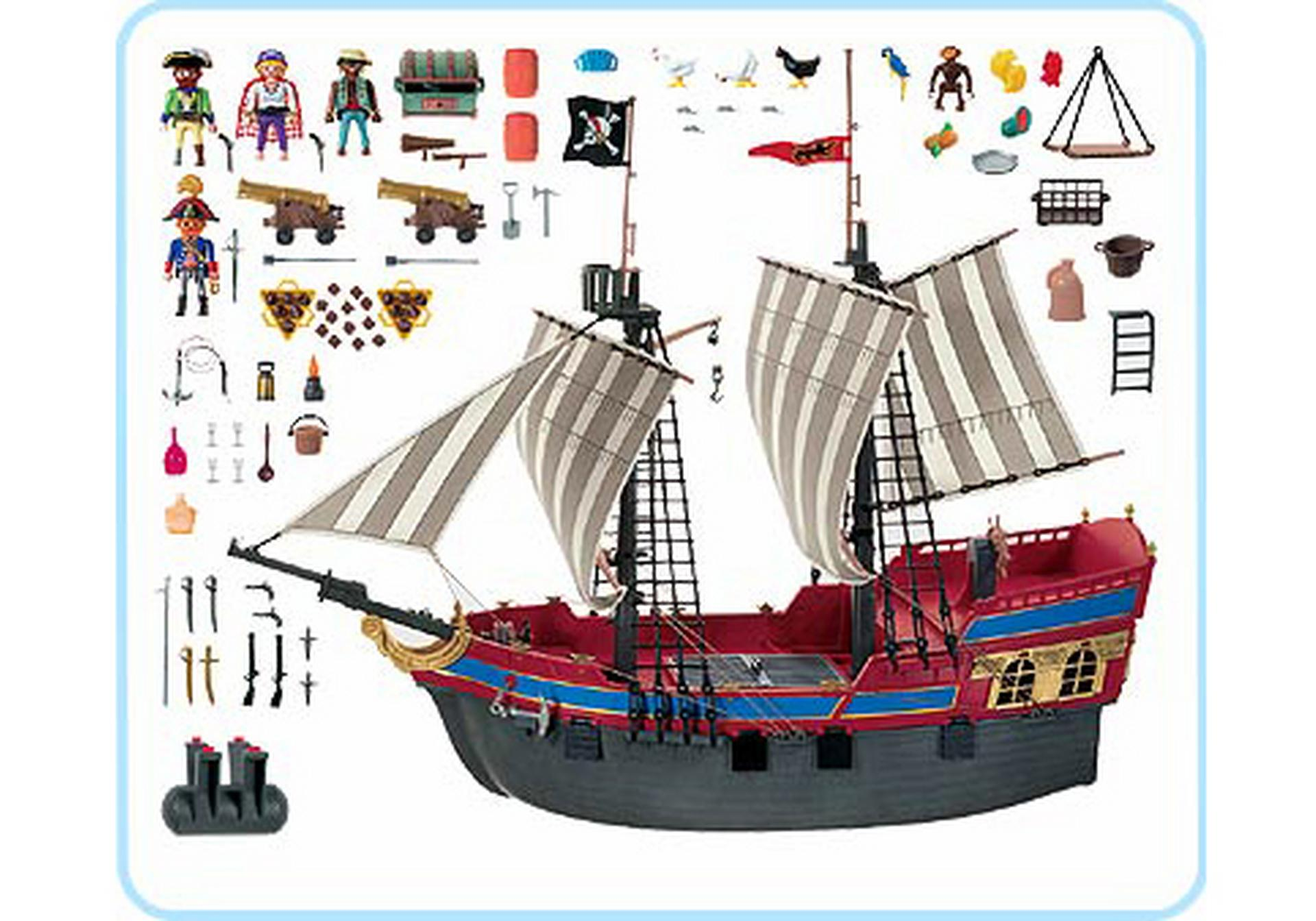 grosses piratenflaggschiff 3940 a playmobil deutschland. Black Bedroom Furniture Sets. Home Design Ideas