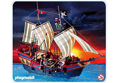 3940-A Grosses Piratenflaggschiff