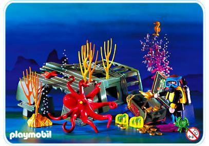 http://media.playmobil.com/i/playmobil/3951-A_product_detail/Plongeur / pieuvre / épave