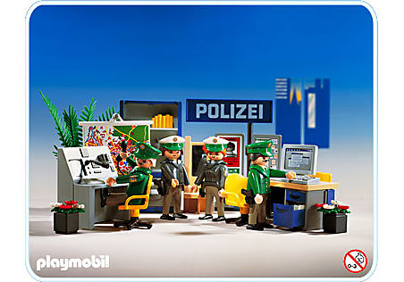3954-A Polizeizentrale detail image 1