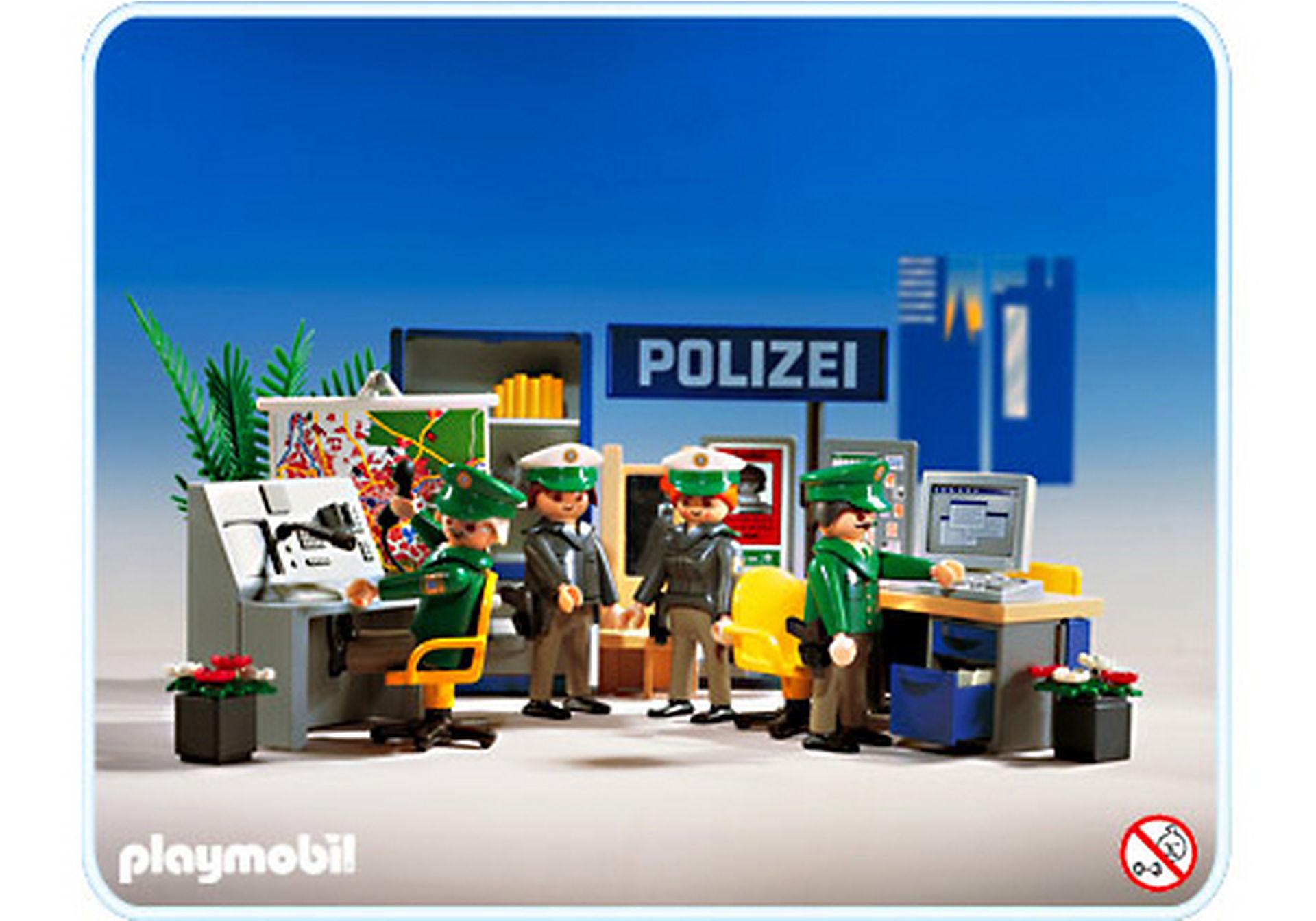 3954-A Polizeizentrale zoom image1
