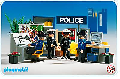 3957-A Poste de police / brigade detail image 1