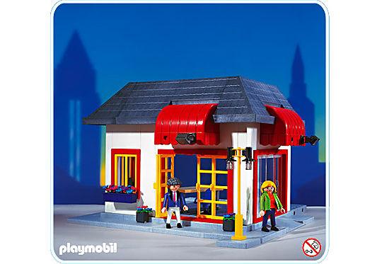 3959-A Bôtiment de ville detail image 1