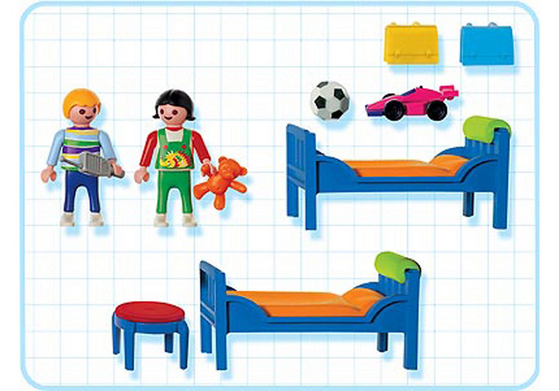 3964-A Chambre d`enfants contemporaine zoom image2