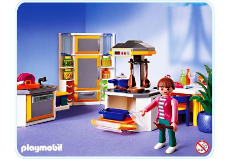 Cuisine Contemporaine 3968 A Playmobil France