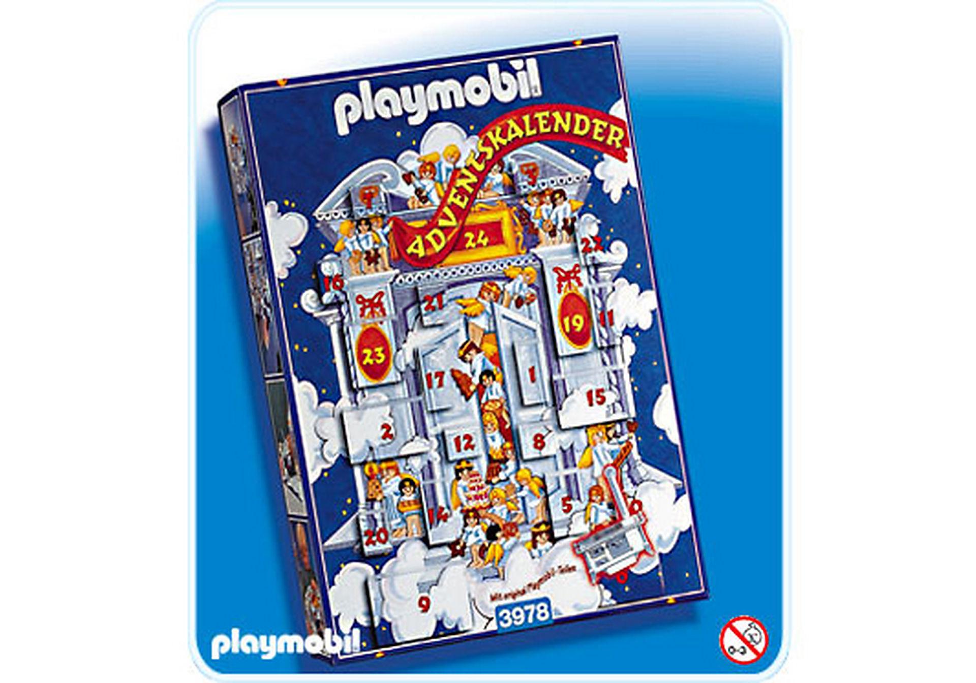 3978-A Adventskalender ' Weihnachtsbäckerei ' zoom image1