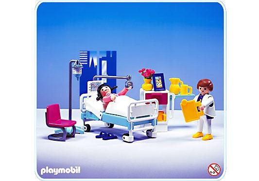 3980-A Chambre Hôpital detail image 1