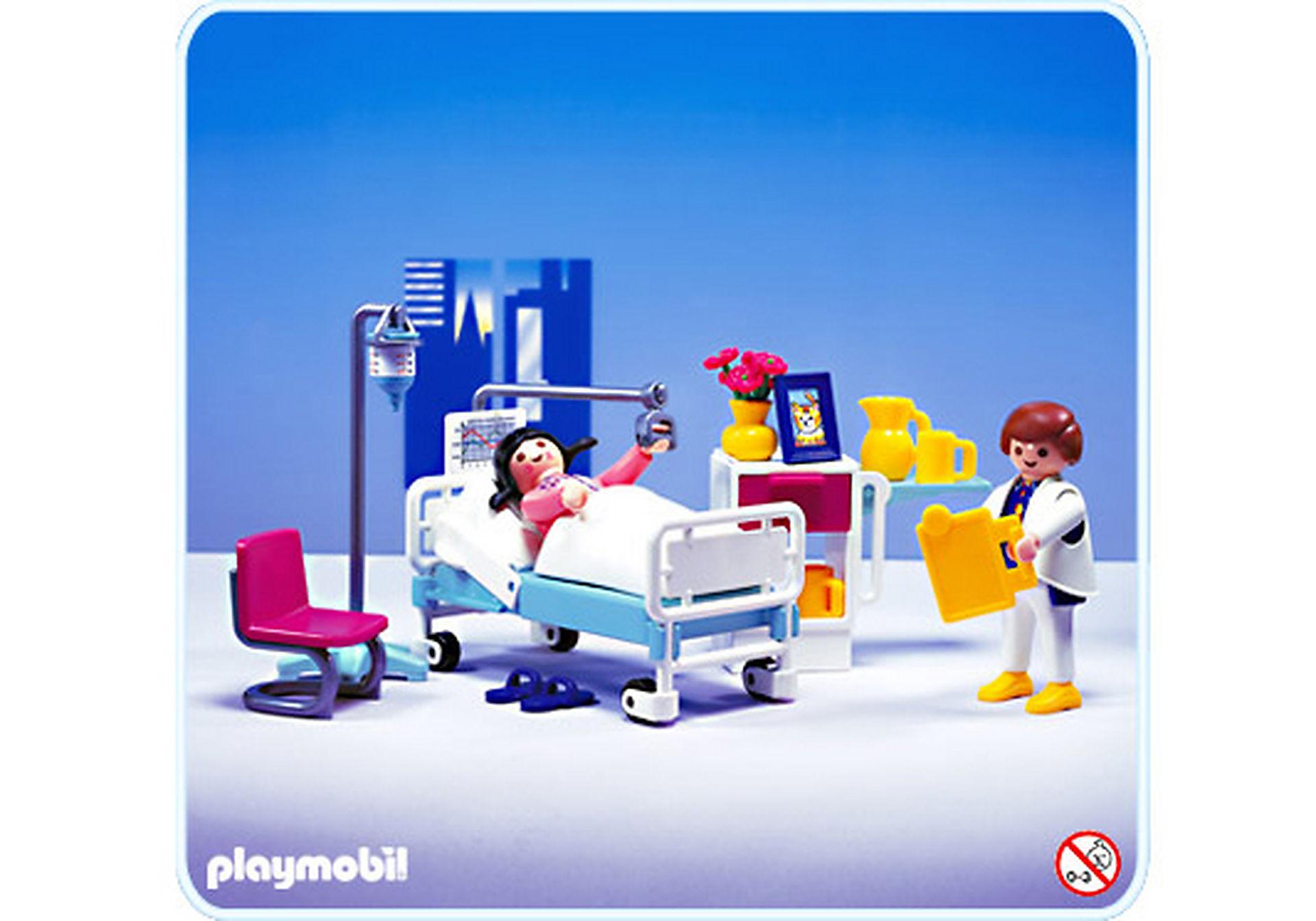 3980-A Chambre Hôpital zoom image1