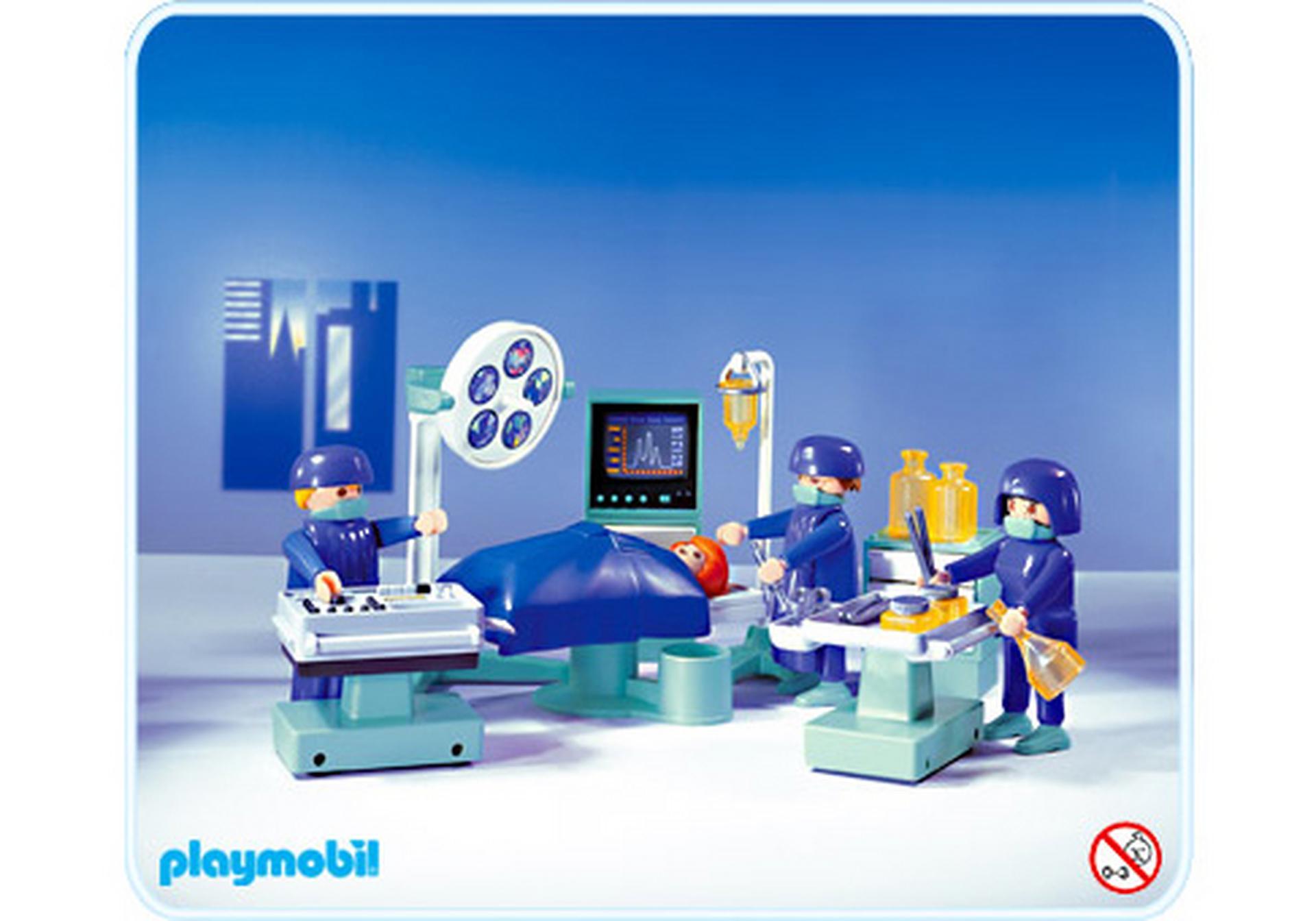Operationssaal 3981 a playmobil schweiz for Jugendzimmer playmobil