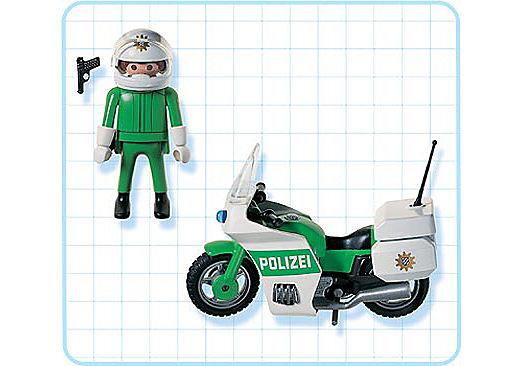 3983-A Motorradstreife D detail image 2