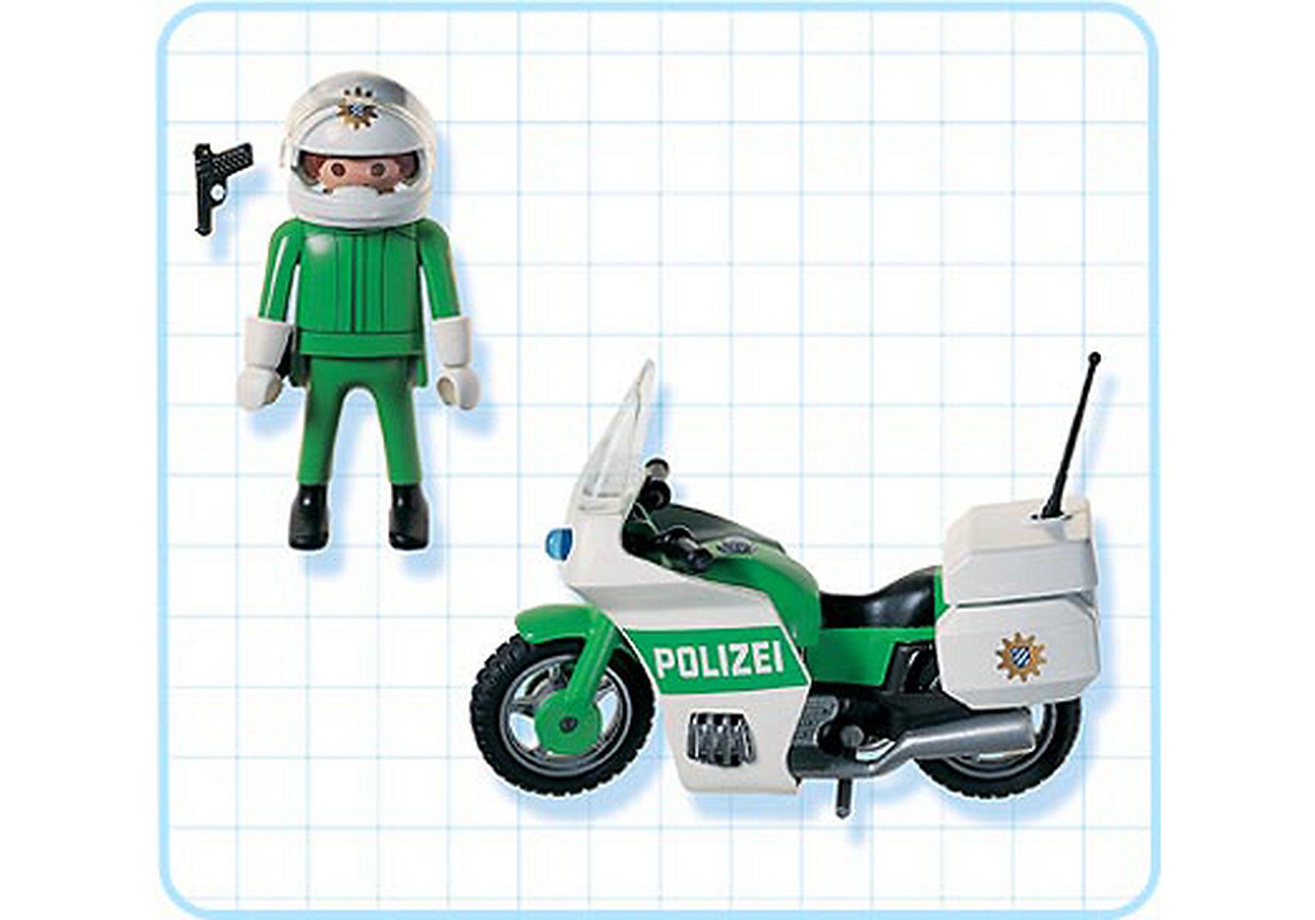 3983-A Motorradstreife D zoom image2